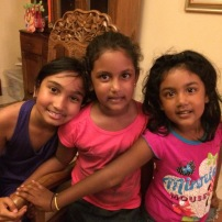Ascharya, Teyla and Jasmin